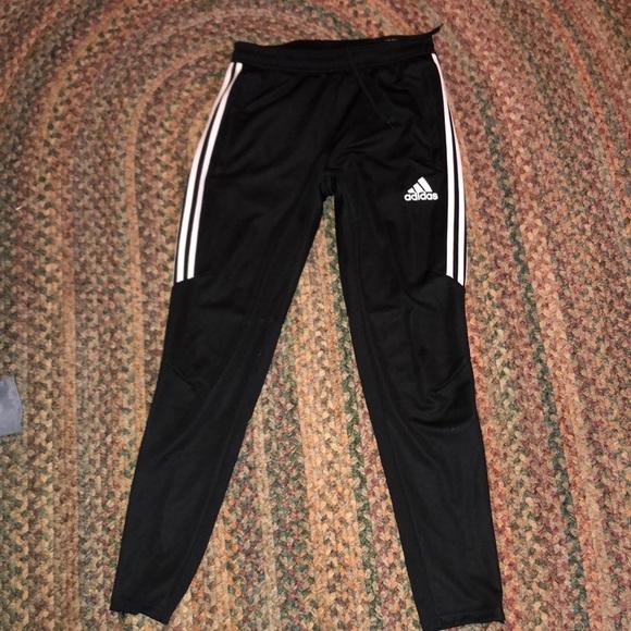 b09008f7edab adidas Pants - Women s black adidas joggers